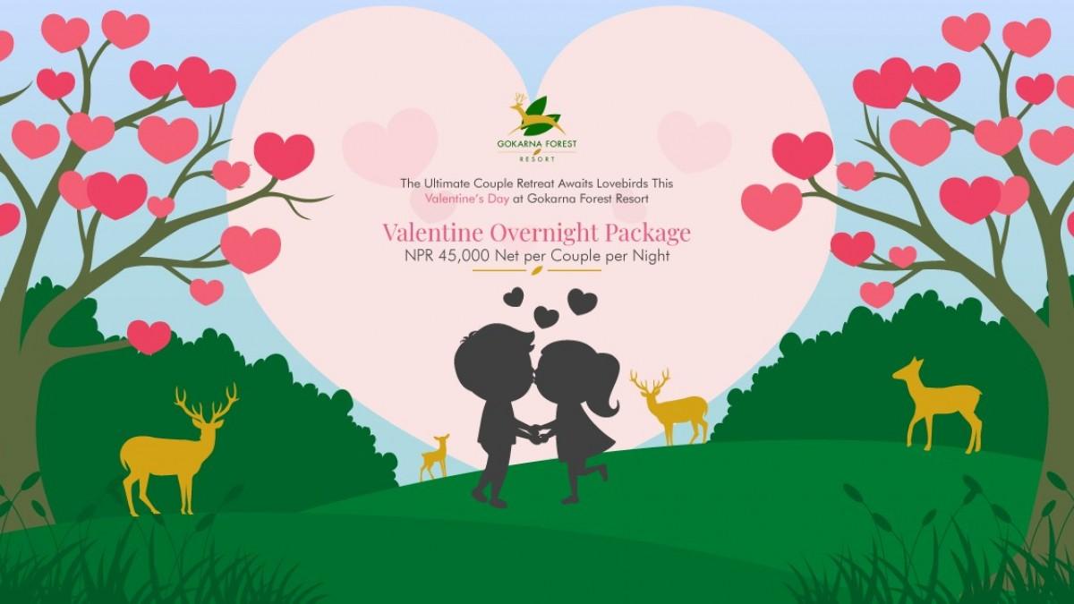 Gokarna Resort -  Valentine Campaign