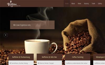 Kaffeine Foods Pvt. Ltd.