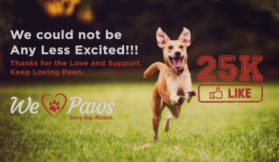 We Heart Paws FB Promotion