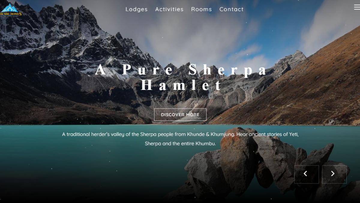 Khumbu Homes